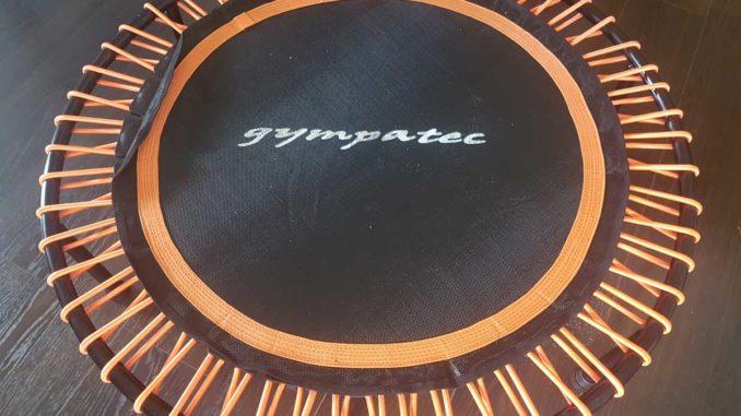 Minitrampolin Gympatec Fitness Power